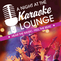 Karoke Lounge with Live Band