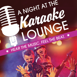 Karaoke Lounge with Live BandFlash Pants
