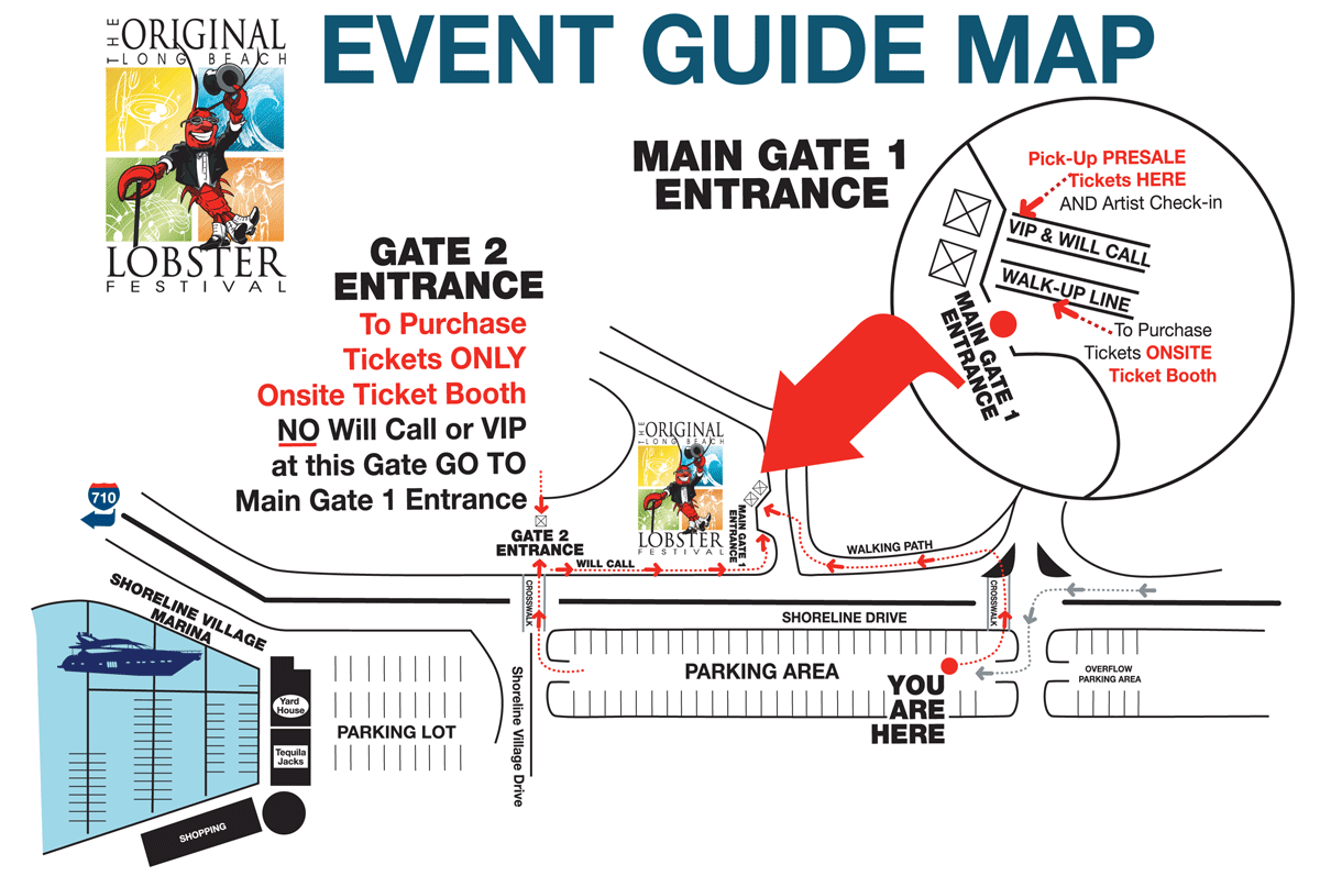Event Map